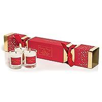 Stoneglow temporada–Nuez moscada, jengibre y especias Cracker Set de regalo