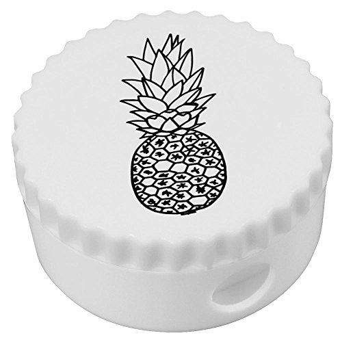 Decorative Pencil Sharpener - 'Pineapple' Compact Pencil Sharpener (PS00004442)