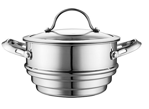 Cooks Standard 9-Piece Classic Stainless Steel Cookware Set by Cooks Standard (Image #4)