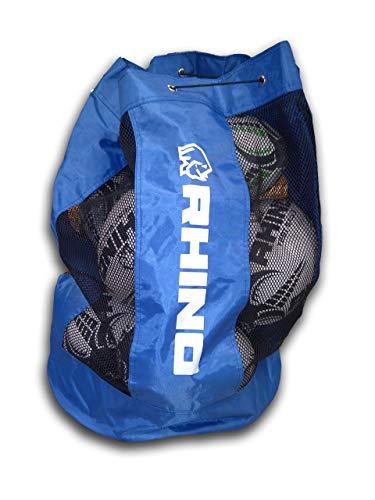 Rhino Rugby Rhino 6 Ball Bag - Rugby Jersey Home Usa