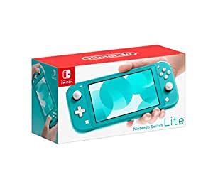 Nintendo Switch Console Lite Turquoise