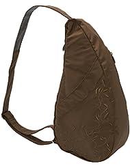 AmeriBag I Love My Life Small Microfiber Healthy Back Bag Tote