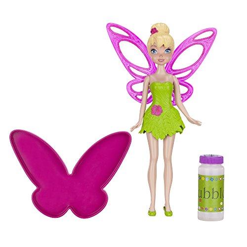 Disney Fairies Tink Bubble Fairy Doll, 9