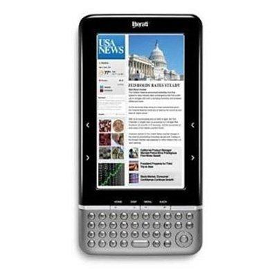 The Sharper Image Literati Wireless Reader