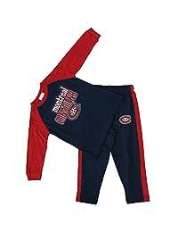 Montreal Canadiens Toddler Long Sleeve T-Shirt & Pant Set