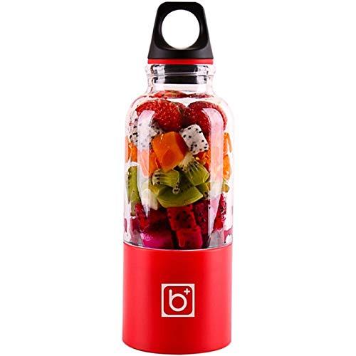 Gano Zen 500ml Electric Juicer Cup -Mini Portable USB Rechargeable Juicer Blender - Maker Shaker Squeezers Fruit Orange Juice Extractor by Gano Zen (Image #7)