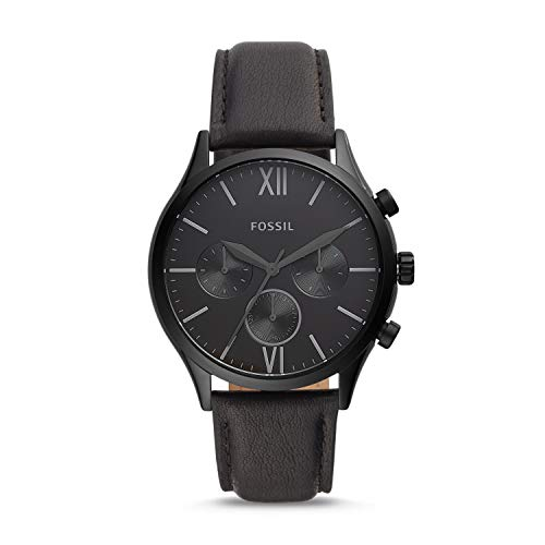 Fossil Fenmore Multifunction Black Dial Men's Watch -BQ2364