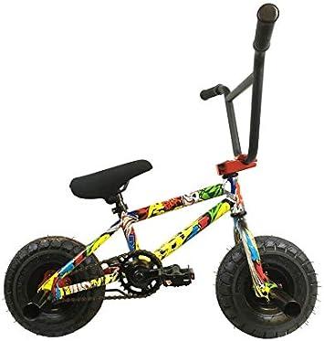 1080 Mini Bicicleta BMX Rueda de 10 Pulgadas – Gráfico de Dibujos ...