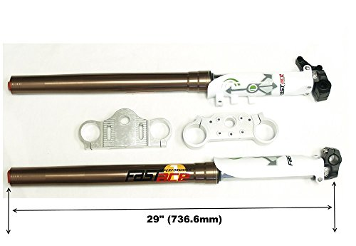 FASTACE AS-01 AKX01RC FORKS XR50 CRF50 KLX PIRANHA MARZOCCHI PIT BIKES