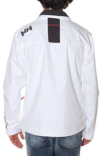 White Helly nbsp;giacca Nbsp;– Da Hansen Tondo Collo Uomo 001 fgfr8nOZ