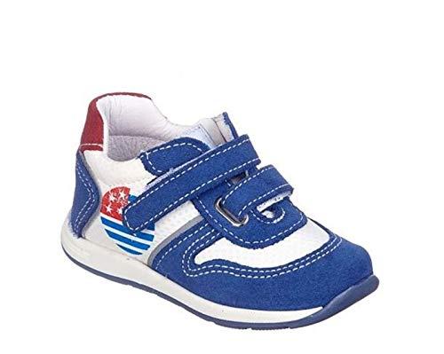 Me0123a7e Blu Baby Scarpe Camoscio c Sneakers Melania I7XxAq