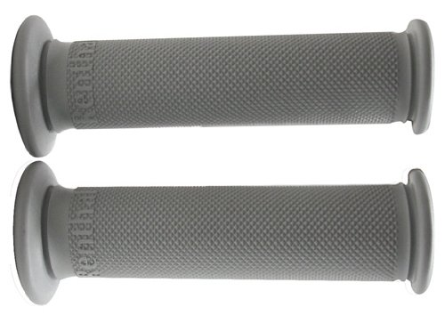 Renthal G147 Gray Full Diamond Soft Compound Sportbike Grip