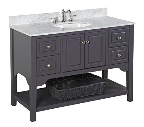 Kitchen Bath Collection KBC48TRA33GYCARR Washington product image