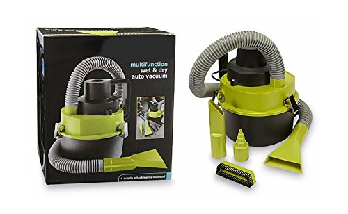 DC 12 Volt Wet Dry Car Vacuum Cleaner by OraCorp by OraCorp (Image #6)