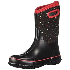 Bogs Kids Classic High Waterproof Insulated Rubber Rain...