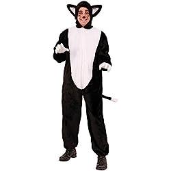 Forum Novelties Gato Mascota Disfraz, Color Multi, Talla Estándar