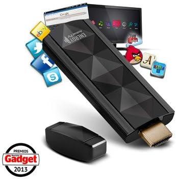 Energy Sistem 391752 - Adaptador de Android para TV por HDMI Dongle, Negro: Amazon.es: Informática