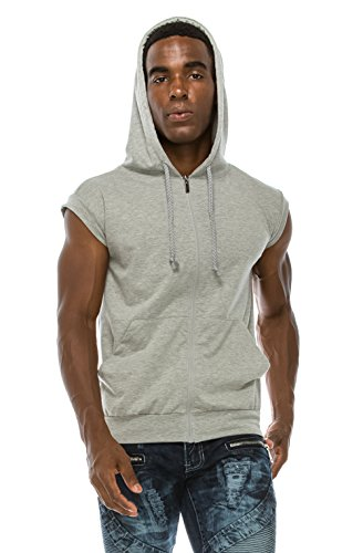 Sleeveless Sweatshirts - 5