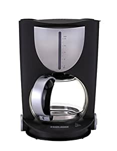 Black & Decker 4 Cup Coffee Maker, 220-240 Volts