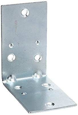 MINTCRAFT BH-6033L Corner Brace, 2-1/2-Inch, Zinc