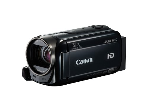 Canon-Legria-HF-R57-High-Definition-Camcorder-32MP-32x-Optical-Zoom-57x-Advanced-Zoom-Wi-Fi-3-inch-Touchscreen-LCD-Black