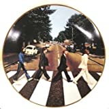 #5 Abbey Road BEATLES Collectible Plate DELPHI