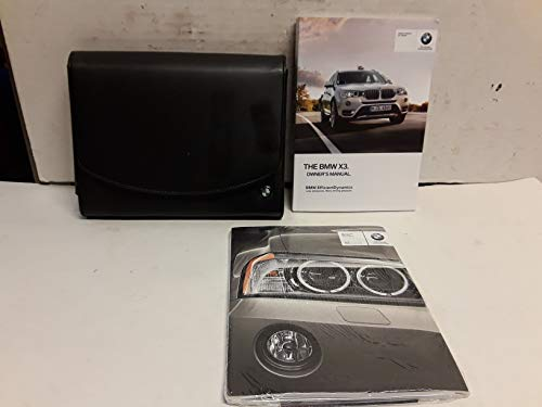 2016 BMW X3 Owners Manual 04969