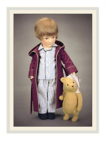 R John Wright Christopher Robin & Pooh Bedtime Disney Edition With Hat made in New England