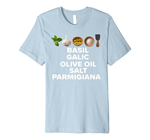 Funny Pesto Recipe Cooking Love T-Shirt