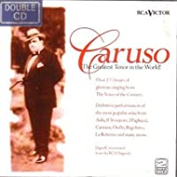 Caruso - The Greatest Tenor in the World!