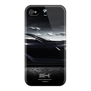 WdT27768YTWh Tpu Phone Cases With Fashionable Look For Iphone 6 - Bmw 8 Concept Art Black Friday