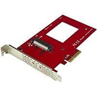 StarTech.com PEX4SFF8639 U.2 to PCIe Adapter