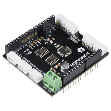 Smart Servo Shield For Arduino(Compatible With Dynamixel Ax Series) 6.5-12V ()