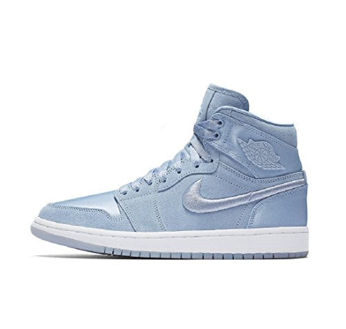 NIKE Air Jordan I 1 Retro High Season Of Her Hydrogen Blue AO1847-445 W Wmns Womens US Women Size 8.5 by NIKE