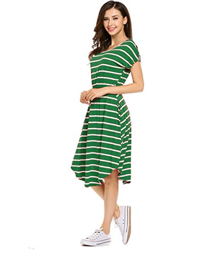 casual summer dresses and skirts - 1