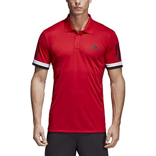 adidas Club 3-Stripes Polo - Mens Tennis