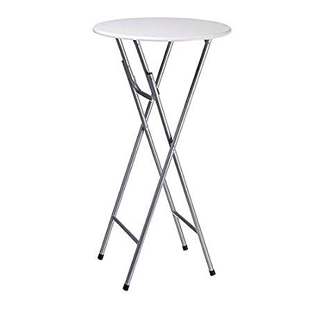 Superior Lifetime Garden Foldable Bar Table, Cream, 60 X 60 X 44 Cm 871125234937