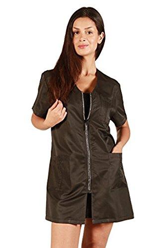 Ladybird Line Rhinestone Zipper Groomer Jacket Ideal for ...