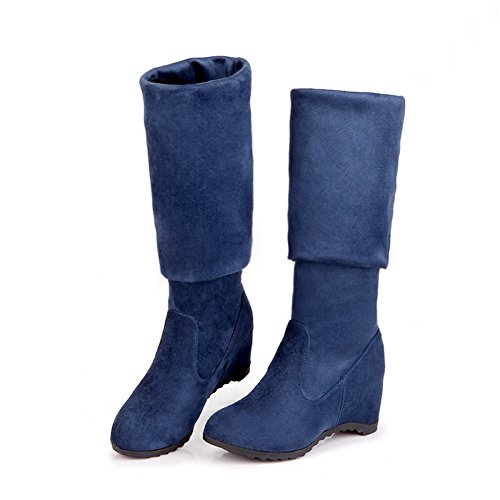 Diamond Pull Frosted Glass Heighten 1TO9 Inside Blue Boots Girls On RxXqISxwPn
