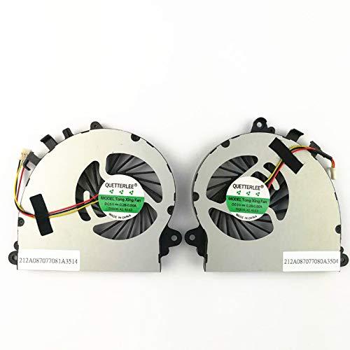 Cooler Para Msi Gs72 Gs72 6qd Gs72 6qe Gs72 Stealth Pro Gs70 2od Gs70 2pe Gs70 2qe Gs70 Onc Gs70 Ms-1771 Ms-1773 Series