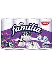 Familia Plus 3 Katlı Tuvalet Kağıdı