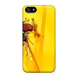 Premium Hoverflies Animals Covers Skin For Iphone 5/5s