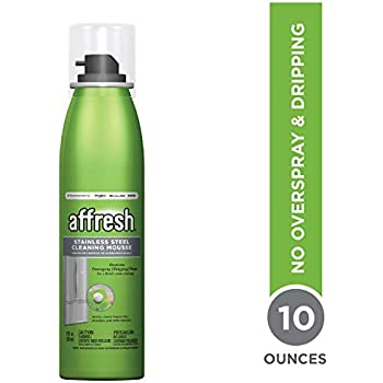 Amazon Com Affresh W11042466 Stainless Steel Cleaning
