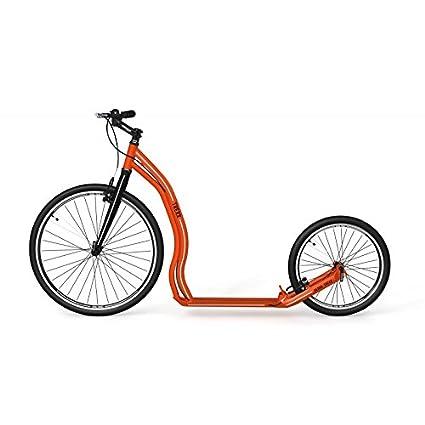 Yedoo Patinete/Roller trexx 26/20 Rojo Cuerpo de aluminio ...