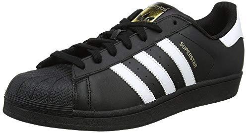 000 ftwbla Superstar Adidas Foundation Sneaker negbas Uomo Nero 0a1qz