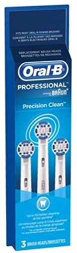 Oral B Precision Clean Replacement Brushheads