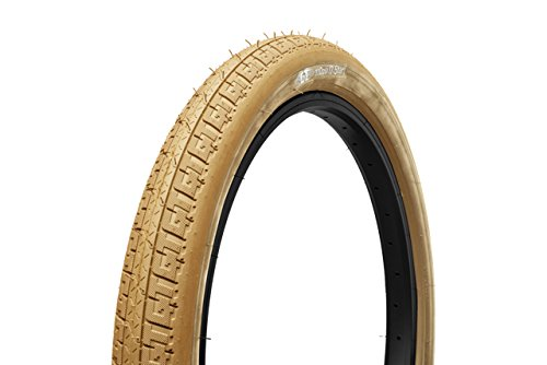 GT Bikes lp-5 BMX自転車タイヤ – 20 inガム – 20 x 2.35 in )