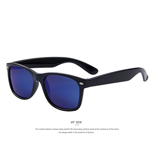 de Los atrás polarizadas TIANLIANG04 UV400 clásicos C02 de gafas tonos sol sol hombres hombre remache gafas por de C08 1AwXqvw7d
