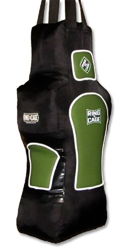 Torso Heavy Punching Bag - Filled 70lbs - A great training bag for MMA, Muay Thai, Kickboxing and Boxing