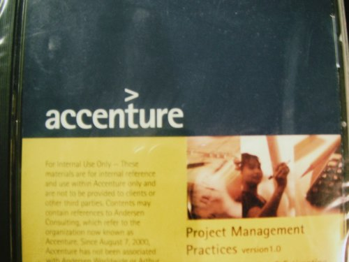 accenture Project Management Practices version 1.0 Module 2 Planning & Estimating